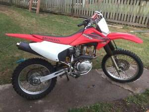 Swap trade 2007 Honda CRF150F electric start 4 stroke not running Wishart Brisbane South East Preview