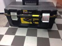 Stanley max tool box