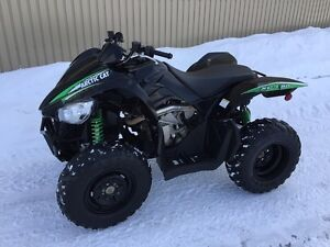 arctic cat XC 450 4x4