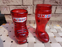 """I AM CANADIAN"" Beer Glasses"