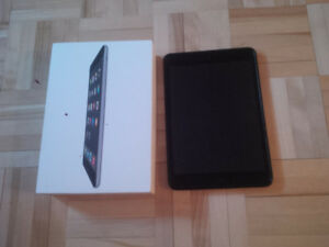 APPLE IPAD MINI 2 + CELLULAIRE 16GB SPACE GRAY
