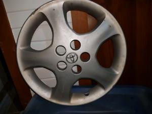 Cap de roue toyota corolla 15 pouces