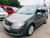 ***Volkswagen Touran 2.0TDI Sport 2008 *** 7 Seater