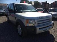 2005 LAND ROVER DISCOVERY 2.7 Td V6 S 7 SEAT DIESEL SERVICE HISTORY