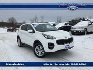 2017 Kia Sportage LX HEATED SEATS AWD