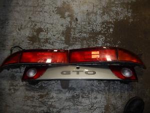 JDM Mitsubishi 3000GT GTO Original Taillights 1991-1999