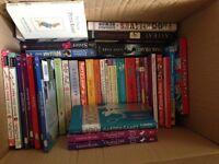 Job lot/wholesale 42 books
