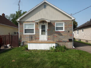 2 Bedroom house for rent St.Catharines