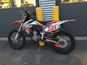 CRF250 2011 kit Bigbore 270 Works