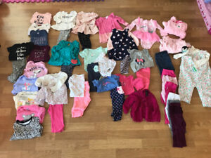 6-12 month girl clothing
