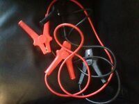 Jump leads brand new only £5
