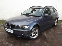 BMW 325i SE TOURING, AUTO GEARBOX, JULY 2017 MOT, FULL SERVICE HISTORY
