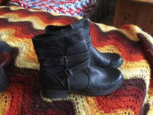 Winter dress boots - barely worn