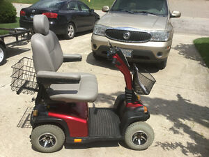 Lake new pride legend XL mobility scooter