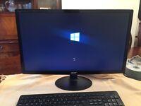 "Acer S240HL monitor 24"""