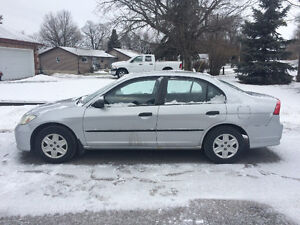 2004 Honda Civic DX Sedan