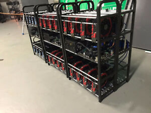 Crypto Currency Mining Rig Services