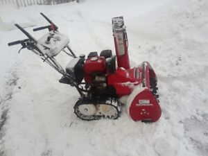 HSS724 HONDA SNOWBLOWER