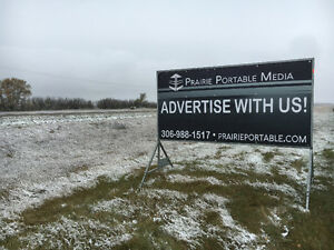 Portable Billboard Rentals