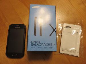 téléphone cellulaire  Galaxy ace 2 x