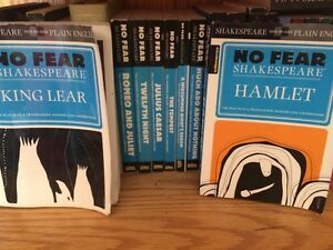No fear shakespeare, Jane Austen and more