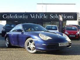 2002 Porsche 911 3.6 996 Targa 2dr