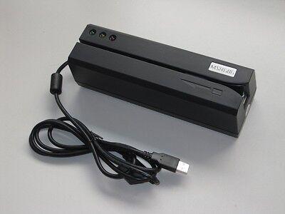 Msr606 Magnetic Stripe Card Reader Writer Encoder Hilo Co Track 1 2 3 Msr206