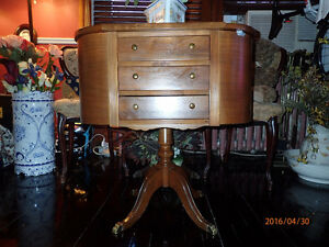 Sewing Accessory Cabinet (Wood)