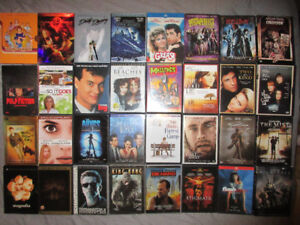 DVDS AND DVD COLLECTORS/SPECIAL EDITIONS EXCELLENT CONDITION