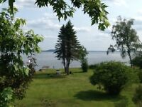 4 Season Cottage Rental on Lake Bernard Sundridge, Ontario