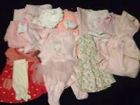 Girls newborn baby clothes