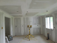 Drywall and mudding  and tape California ceilings and repairs