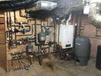 Gas Fired Boiler Installation and Repair