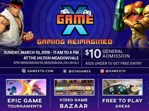 GameX 3.0 is Back! Save 50% on Tickets!