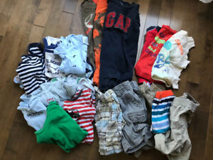 12-18 month boys summer clothes
