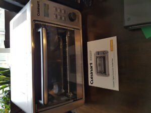 Cuisine art convection toaster oven.
