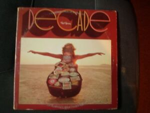 vinyl neil young decade 3 record /everybody knows this is now ..