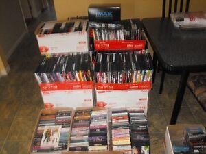 achète lot de DVD originaux aucunes copies