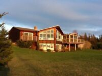 Beautiful Home overlooking covehead Bay