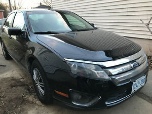 2011 Ford Fusion 2.4 4Cyl F/E Mint Condition