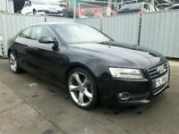 AUDI A5 COUPE Spares or repair