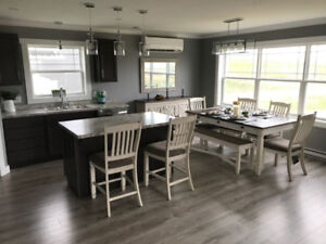 LAST ONE LEFT! SET UP SHOWHOME IN TRURO - PATTERSON HOMES