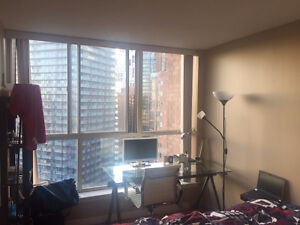 Bright Furnished Room with Great View - Yorkville