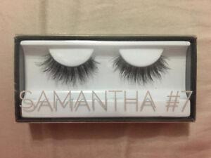 Huda Beauty Brand New Samantha Lash Makeup