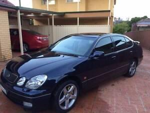 Lexus GS300 Sports Westmead Parramatta Area Preview