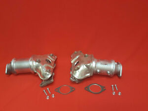 FIT Hyundai Entourage 3.8L V6 Front Pair Manifold Catalytic Conv