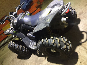 2008 Can-Am Renegade Quad