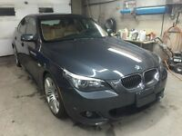 2008 BMW 550i M package $15500