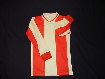 set of 15 x brand new kids football shirts26/28 chest ,will suit 6-8 years old