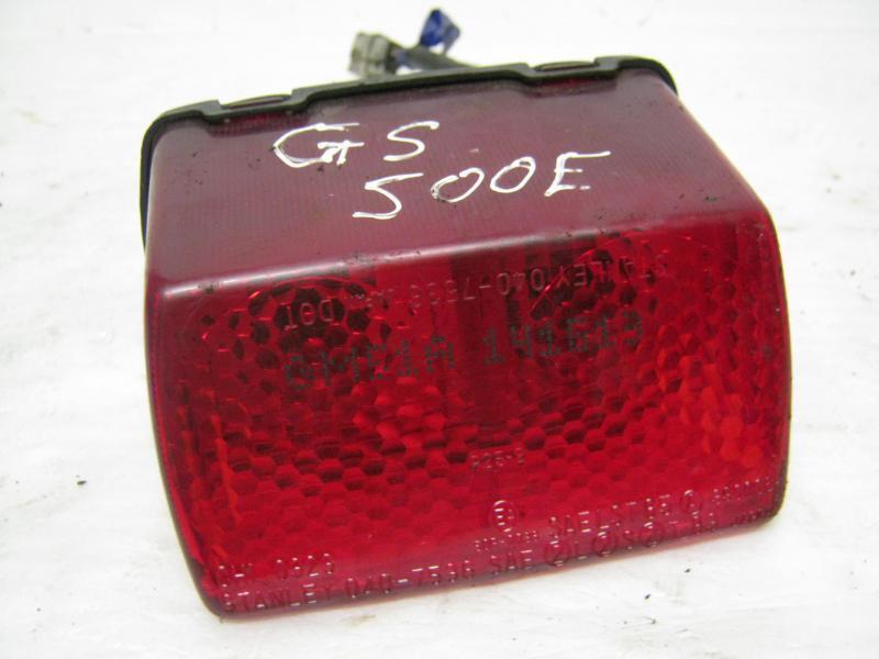 Suzuki. GS 500 E GS500E Rear Back Light